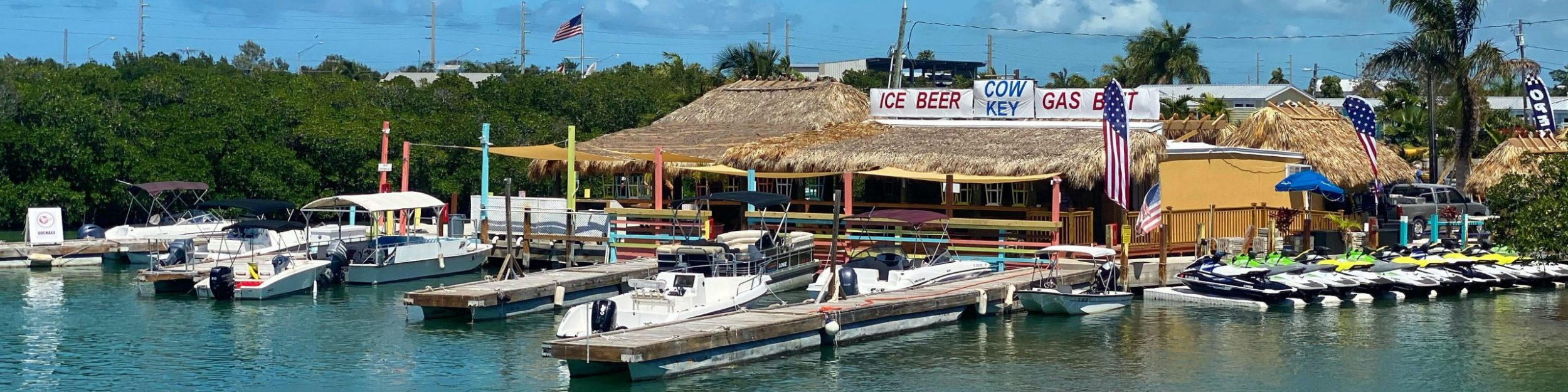 Cow Key Marina